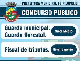 Concurso Público Prefeitura de Nilópolis RJ