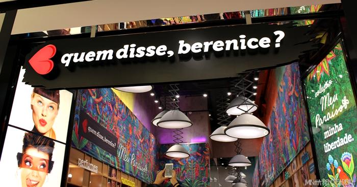 Coleção Meu Paraíso Quem Disse Berenice? Verão 2014 – Comprar Online