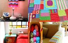 Decoração Criativa com Sobras de Tecidos Coloridos – Ver Modelos