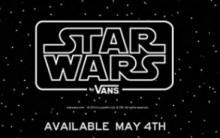 Nova Coleção de Tênis Star Wars Vans 2014 – Ver Modelos e Onde Comprar