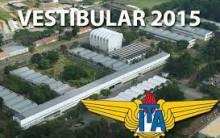 Vestibular ITA SP 2015 – Fazer as Inscrições Online