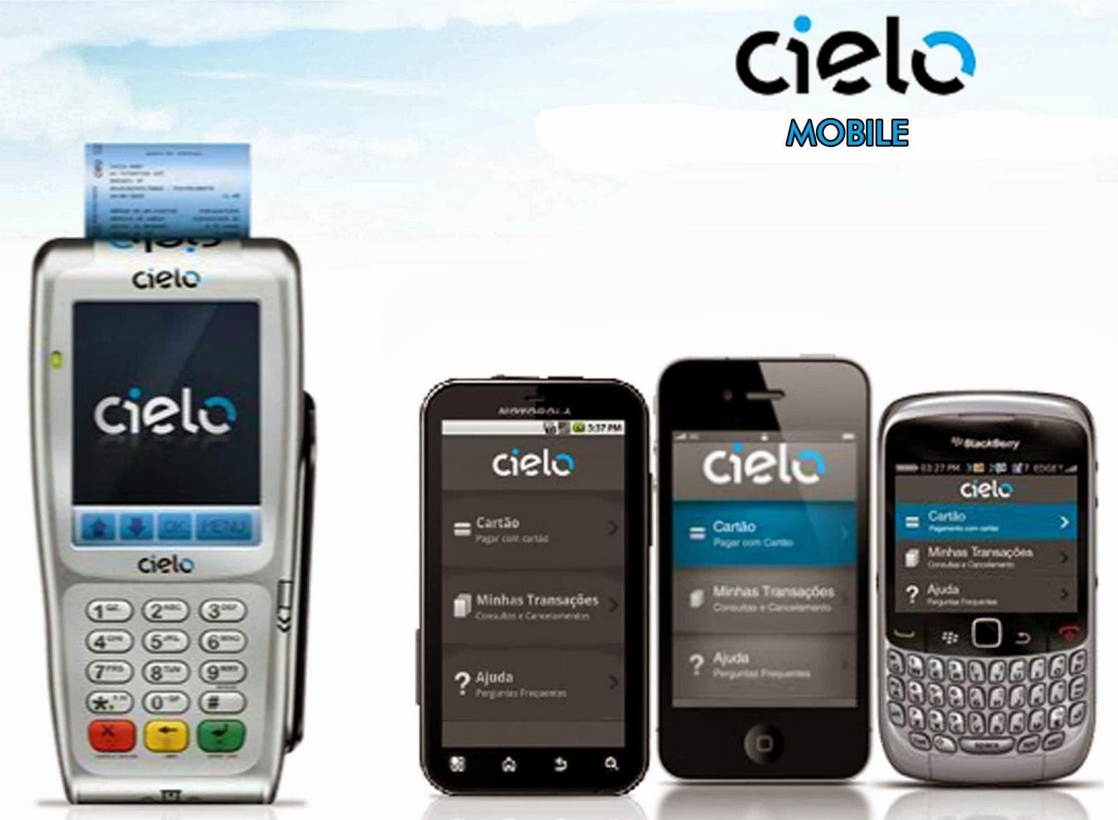 Cielo Mobile com Leitor de Cartão – Como Baixar Aplicativo