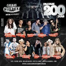 Festival Caldas Country Sertanejo 2014
