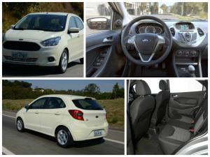 Lançamento Novo Carro Ford KA 2015