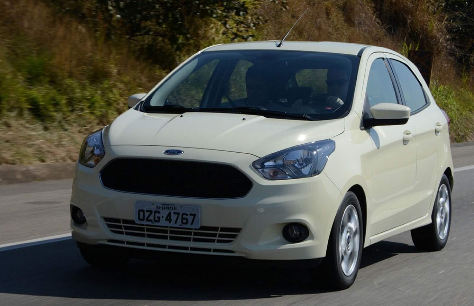 Lançamento Novo Carro Ford KA 2015 – Ver Fotos, Preço e Vídeos