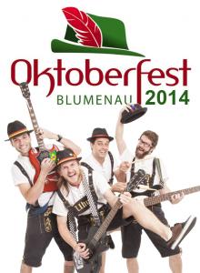 Pacotes de Viagem Para o Oktoberfest Blumenau 2014
