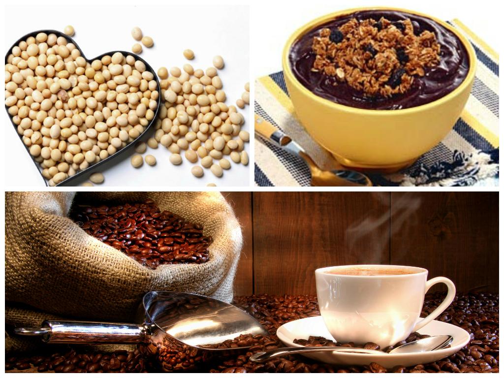 Alimentos Que Dão Energia- Dica e Fotos