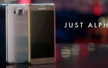 Lançamento Novo Smartphone Samsung Galaxy Alpha 2014 – Ver Fotos e Preço