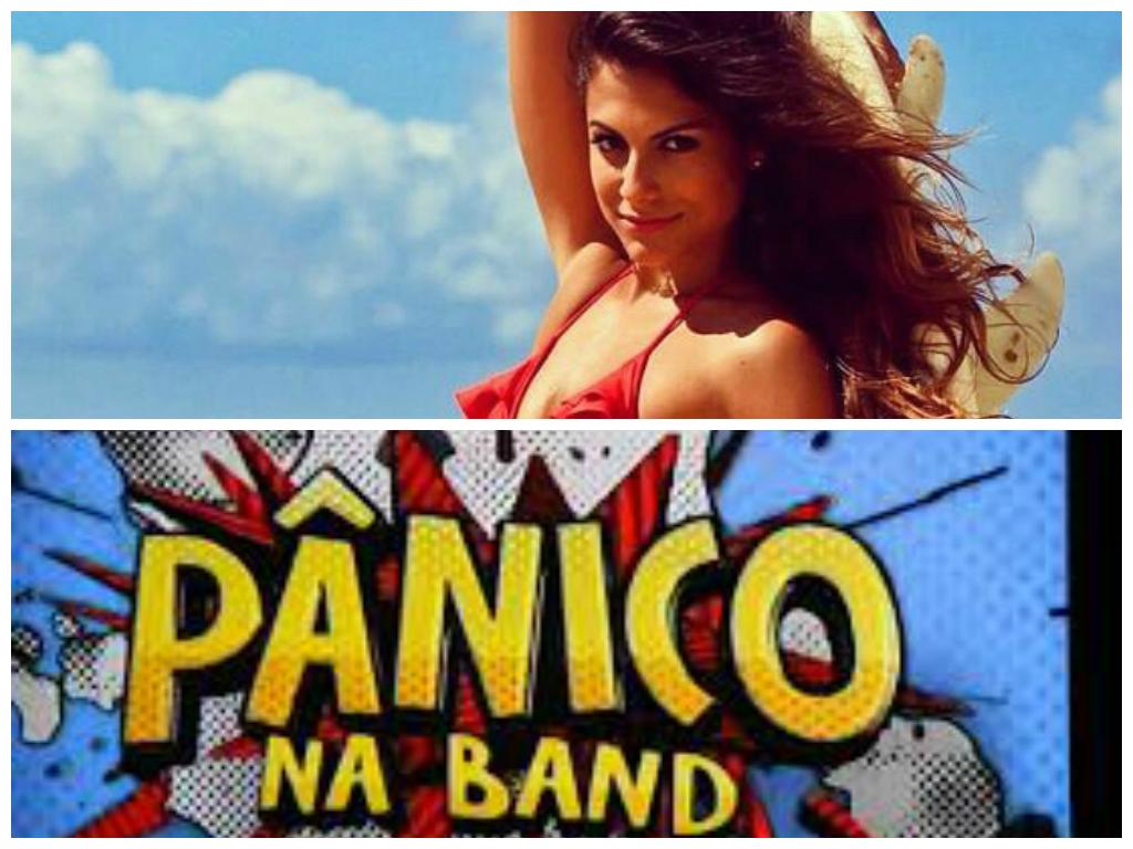 Ver Fotos de Mari Gonzalez Nova Panicat do Programa Pânico na Band – Vídeos