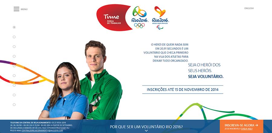 Com ser Voluntário Jogos Rio 2016 – Como Funciona, Inscrição e Benefícios