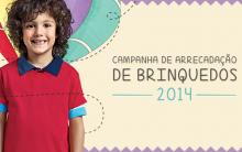 Campanha Arrecadação de Brinquedos 2014 Pernambucanas – Onde Doar e Participar