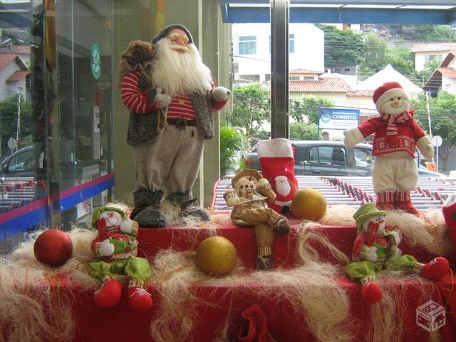 Decoração de Vitrine da Loja Para o Natal – Dicas, Como fazer e Fotos