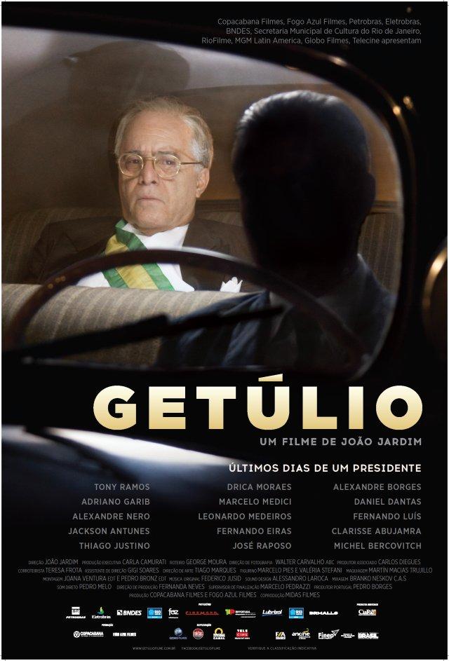 Getúlio o Filme – Sinopse, Trailer e Assistir Online