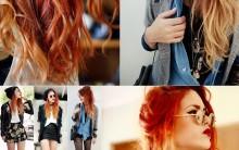 Fire Ombre Hair Tendência – Como Fazer e Dicas