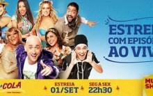 Assistir Nova Temporada Vai Que Cola Multishow – Online e Grátis