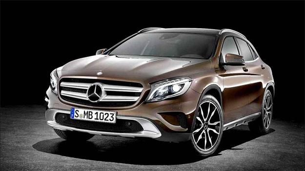 Novo Carro Mercedes-Benz GLA 2015 – Ver Fotos, Preço e Vídeos