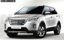 Novo Carro Hyundai ix25 2015 – Ver Fotos, Preço, Características e Vídeo