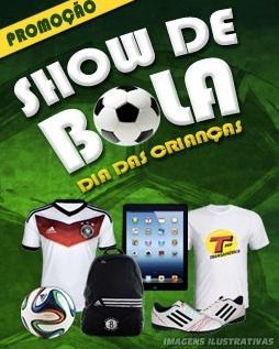 Promoção Transamérica Show de Bola Dia das Crianças – Como Participar