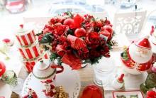 Tendências em Decoração Para Mesa de Natal – Ver Fotos e Dicas