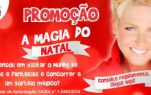 Parque da Xuxa Promoção Show  Magia do Natal 2014 –  Como Participar
