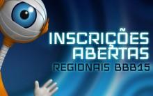 BBB15 – Inscrições Para as Seletivas Regionais
