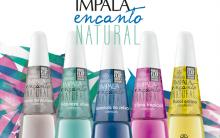 Nova Coleção de Esmaltes Natural Encanto Impala Verão 2015 –  Ver Fotos