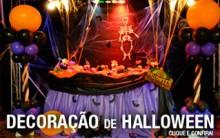 Decoração de Festa de Aniversário Tema Halloween – Ver Fotos