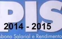 Pagamento PIS-PASEP 2014/2015 – Consultar Tabela, Quem Tem Direito, e Calendário
