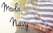 Moda Feminina Navy Tendência Para o Verão 2015- Ver Fotos