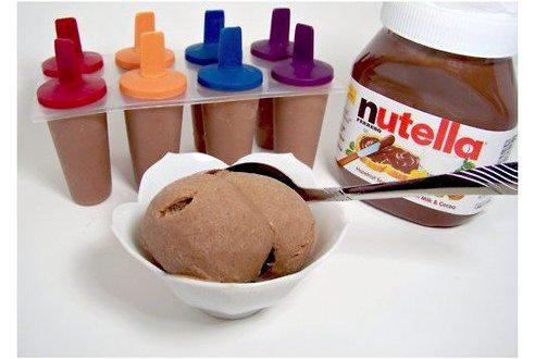 Picolé de Nutella – Como Fazer e Vídeo