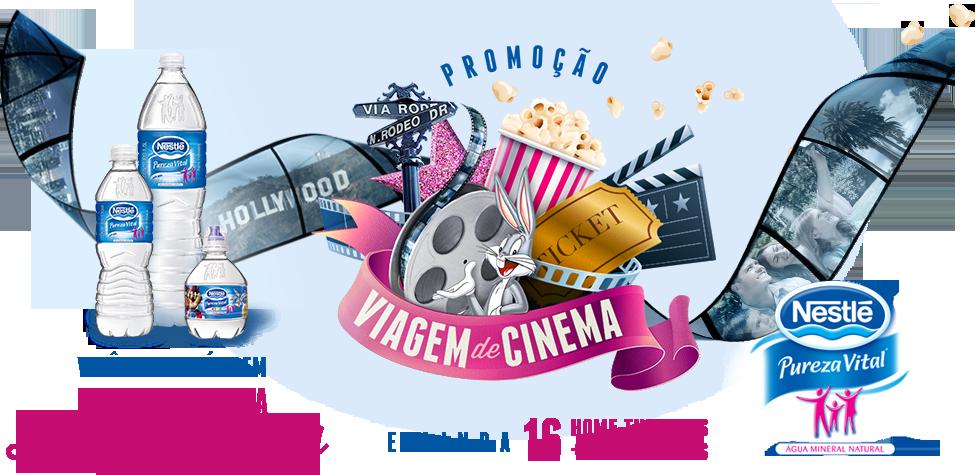 Promoção Nestlé Viagem e Cinema 2014 – Como Participar