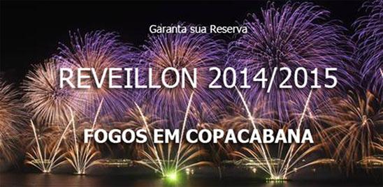 Réveillon 2015 Em Copacabana RJ – Comprar Pacotes Online