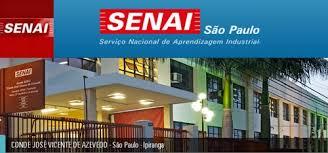 SENAI SP Processo Seletivo de  Verão – Inscrições Para Cursos Técnicos Gratuitos
