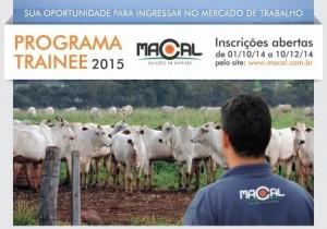 Programa de Trainee Empresa Macal 2015