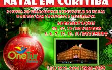 Natal de Luz em Curitiba PR 2014 – Comprar Pacotes de Viagens
