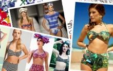 Biquínis Estampados Para o Verão 2015 – Ver Fotos Modelos