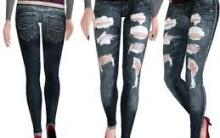 Como Decorar a Calça Jeans – Passo a Passo, Fotos e Vídeo