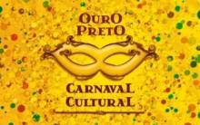 Carnaval Ouro Preto 2015 – Quando, Programação