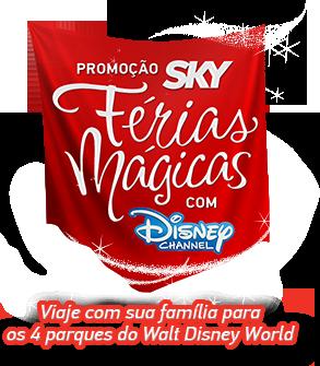 Promoção  Sky Férias Mágicas 2015 – Como Participar