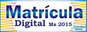Matricula Digital