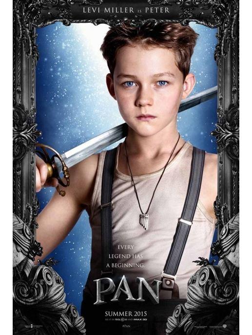 Filme 'A Origem de Peter Pan' – Trailer Oficial, Lançamento e Fotos