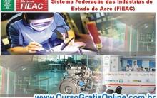 SENAI Rio Branco  Acre – Inscriçoes Cursos Gratuitos Para 2015