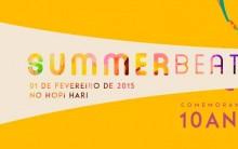 Festival Summer Beats 2015 – Onde, Quando, Ingressos e Programação