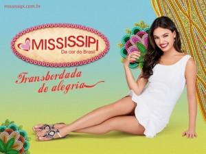 Coleção de Calçados Missipi Verão 2015