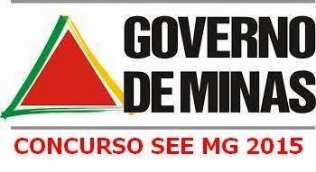 Concurso Público SEE MG 2015 – Fazer as Inscrições Online