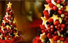 Esculturas em Frutas Para Decorar a Ceia de Natal – Como Fazer, Vídeos Passo a Passo