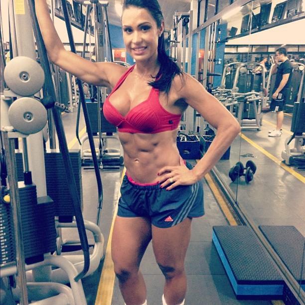 Dieta da Modelo Gracyanne Barbosa – Cardápio Semanal