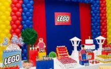 Festa de Aniversário Infantil Tema Lego – Ver Fotos e Dicas