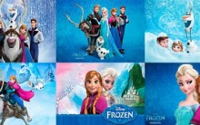 Festa de Aniversário infantil Tema Frozen – Endereços Contratar Buffet em SP
