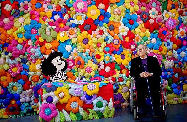 Exposição o Incrível Mundo de Mafalda em SP – Programação